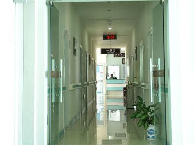 深圳五洲医院内科住院部一角-内科住院部一角